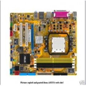 ASUS M2A-VM HDMI Phenom FX Socket-AM2+ uATX Motherboard